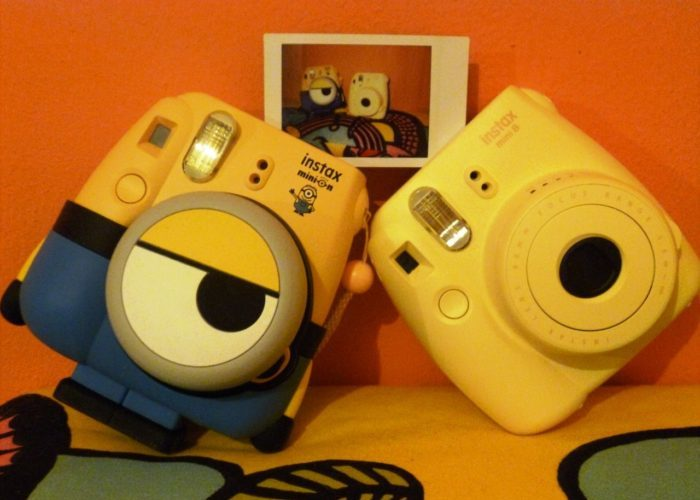 Review Fuji Instax Mini 8