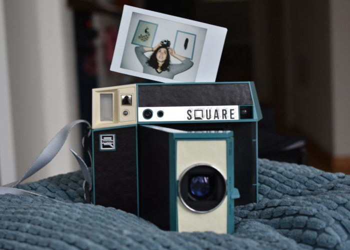 Review Lomo'Instant Square