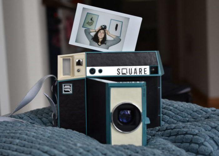 Review Lomo'Instant Square